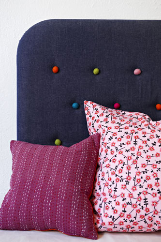sänggavlar barn ~ det mysiga barnrummet  sänggavel  exklusiva tygklädda