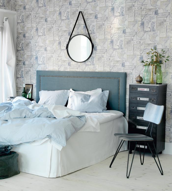 Sänggavel med spikar