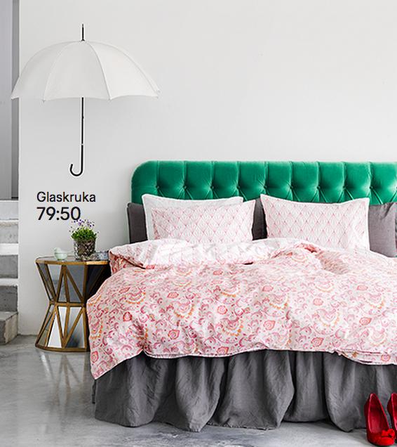 Grön sammet! Sänggavel Exklusiva tygklädda sänggavlar